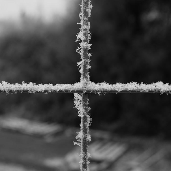 Reif für den Winter